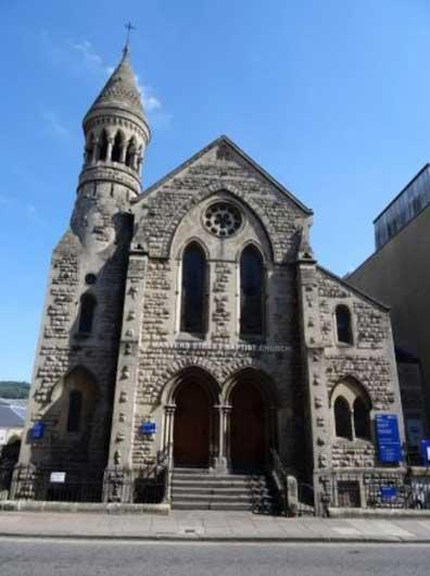 Manvers Street Baptist Church