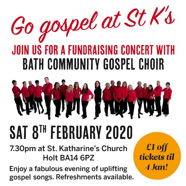 Go gospel poster
